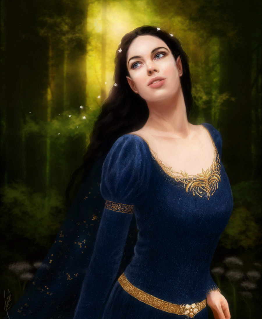 Lúthien | The One Wiki to Rule Them All | FANDOM powered by Wikia