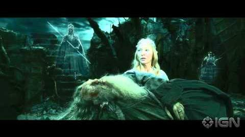 "The Hobbit The Battle of the Five Armies - ""I'm Not Alone"" Clip"