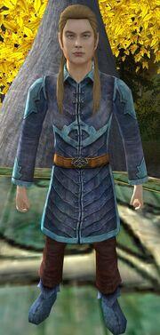 The Lord of the Rings Online - Haldir