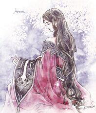 Arwen by K.Mendou