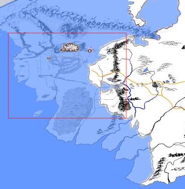 Beleriand-eriador-fonstad
