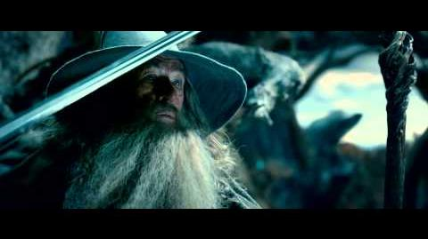Hobbit- Pustkowie Smauga - pierwszy zwiastun PL
