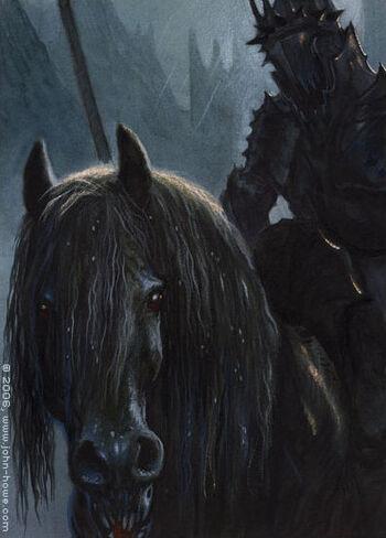 Rzecznik Saurona – John Howe