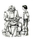 Sador und der junge Túrin