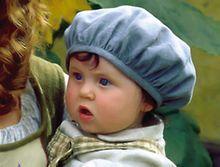 Frodo jako dziecko