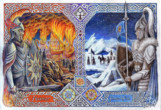 Brothers fire and ice by neral85-d8ht0a2