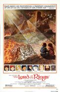 LOTR 1978 Poster