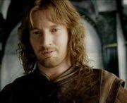 Faramir in Gondor