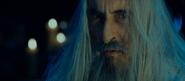 Saruman begins spoiling of Isengard