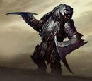 Guldur War Troll