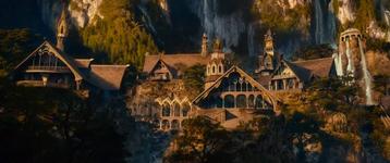 Rivendell Hobbit
