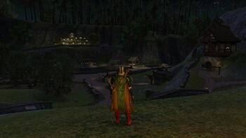 """Borsucze Jamy w grze <i><a href=""""/pl/wiki/The_Lord_of_the_Rings_Online:_Shadows_of_Angmar"""" title=""""The Lord of the Rings Online: Shadows of Angmar"""">The Lord of the Rings Online: Shadows of Angmar</a></i>."""