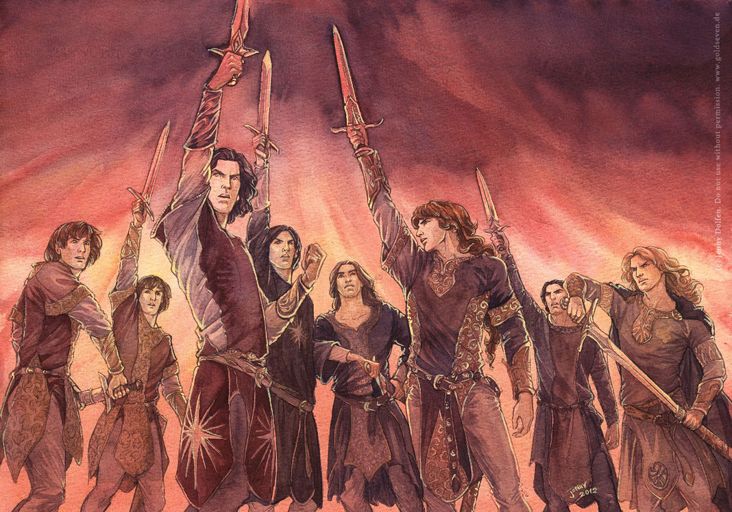 Image result for revolt of the noldor