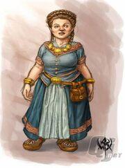 Dwarf NPC - Female Merchant qjpreviewth