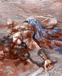 Jenny Dolfen - Death of Fingon