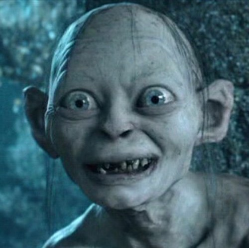 Image result for smeagol