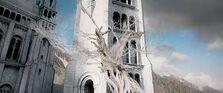 Białe Drzewo w filmowej adaptacji Petera jacksona