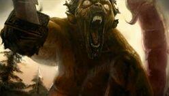 Gorkil goblin king