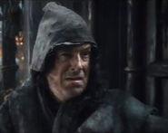 A Hobbit pic of Stephen Colbert