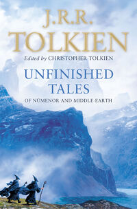 Unfinished Tales Cover