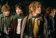 4 hobbits