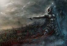 Morgoth's army by D3SMMUN (Carlos H)