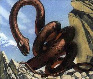 Angus McBride - Were worms