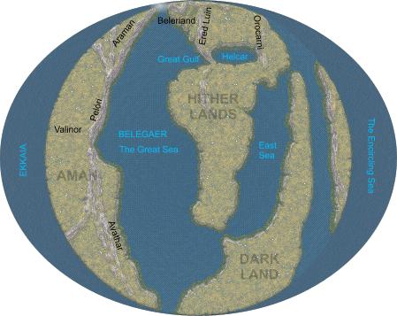 Arda | The One Wiki to Rule Them All | FANDOM powered by Wikia