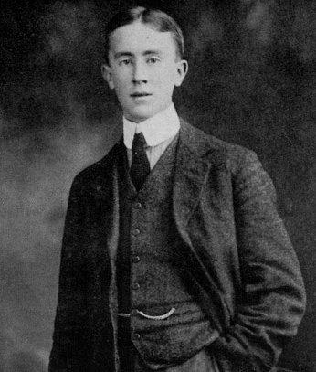 J. R. R. Tolkien in 1911