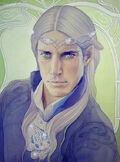 Thingol mit dem Nauglamír