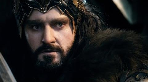 The Hobbit The Battle of the Five Armies - Official Main Trailer HD