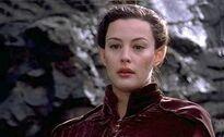 Arwen at Helm's Deep
