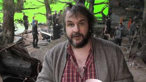 The Hobbit An Unexpected Journey - Production Video 4