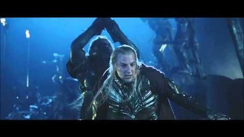 Władca Pierścieni - Śmierć Haldira (HD)