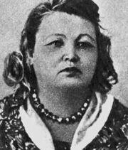 Зинаида Бобырь