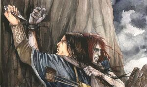 Fingon and maedhros