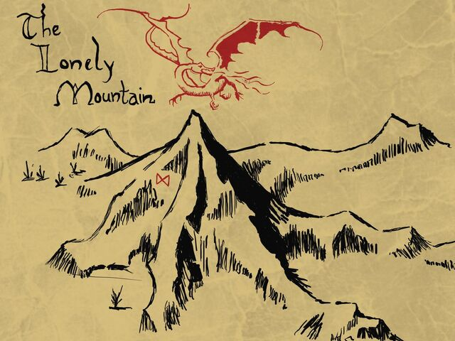 File:The lonely mountain by 15ath-d70jjes.jpg