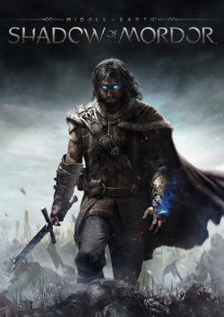 Shadow of Mordor cover art