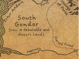 Южный Гондор