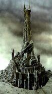 Barad-dur Dark Tower Sauron I large-574x1024