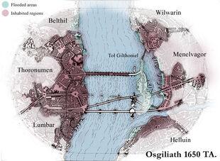 Osgiliath Der Herr Der Ringe Wiki Fandom Powered By Wikia