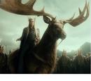 Thranduil's elk