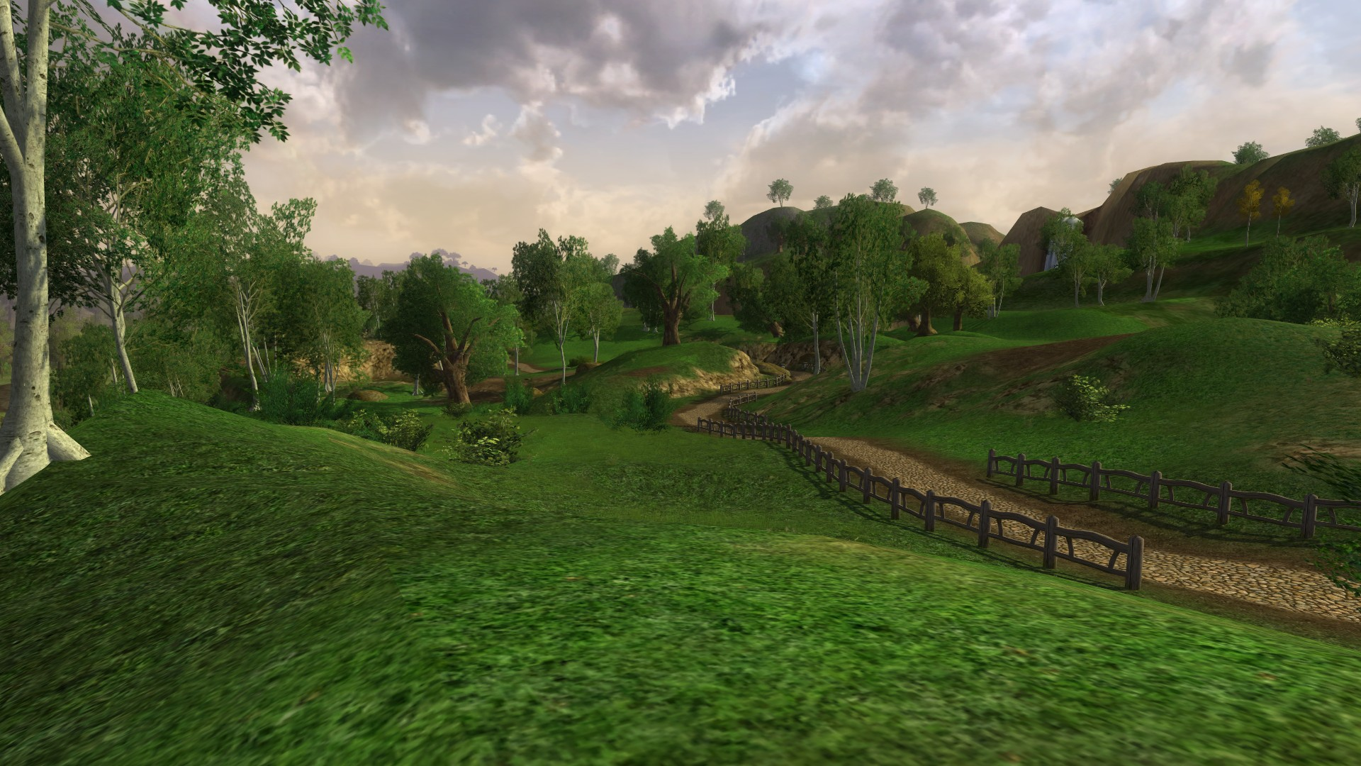 Green-hill country | The One Wiki to Rule Them All ...