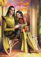 Feanor und Celebrimbor