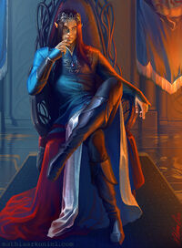 Fingolfin by mathiaArkoniel