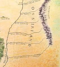 Mapa ossiriandu