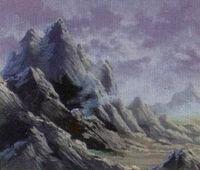 Пепельные горы
