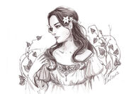 Luthien by ngaladel