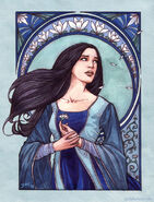 The Choice of Luthien by Gold Seven