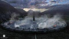 Siedziba Sarumana